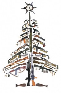 Gun-Christmas-Tree